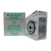 Arti-Fol Metallic One-Sided Articulating Film Green BK32