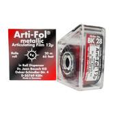 Arti-Fol Metallic 2-Sided Articulating Film BK28