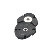 Magnetic Converter Plates for Denar and Hanau Articulators