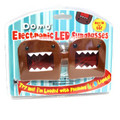 BNIP Domo Electronic LED Sunglasses with Flashing Lights