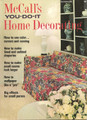 Vintage McCalls You Do It - Magazine Fall/Winter Decorating - 1967