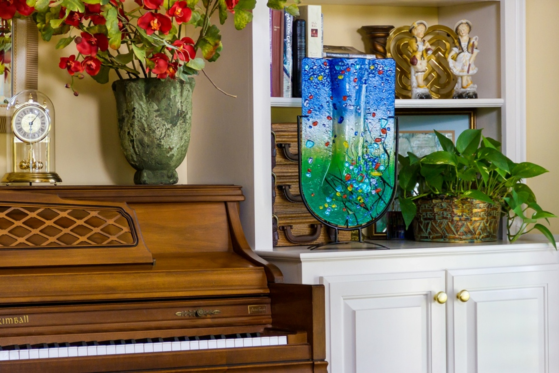 l and vases ikea barrel bowls home crate glass ceramic decor lighting decorative