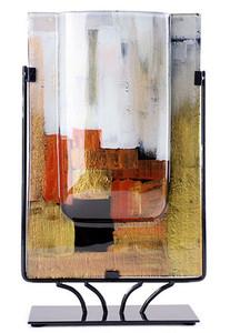 Rect Vase 12x8in 20076S