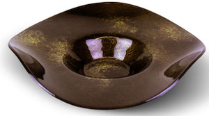 "19"" Brown Bowl 40031"
