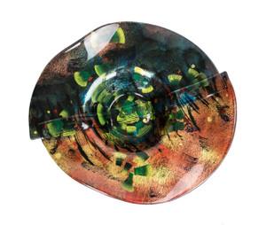 "20"" X 18"" X 4"" Round Platter S31001-S17005"