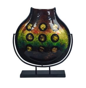 15in Round Vase S36002