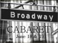 Broadway Cabaret 2016 - Saturday, June 18