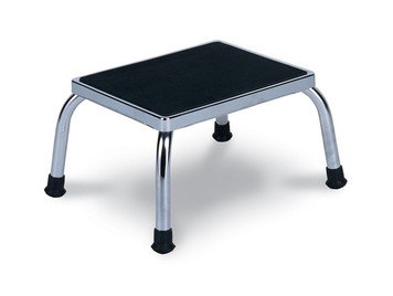 Winco Chrome Steel Foot Stool