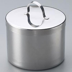 "Ointment Jar With Strap Handle Cover, 9 Oz., 3-1/8"" x 2-3/4"", (8cm x 7cm)"