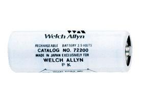 Welch Allyn Otoscope Battery 72200 substitute