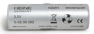 Heine X-002.99.382 battery for otoscope handles