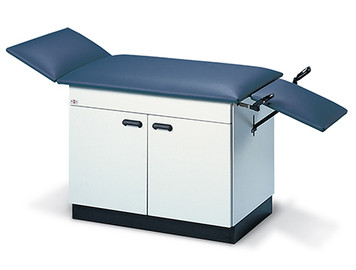 Hausmann Model 4643 Quality Line Two in One Cabinet Exam/Treatment Table