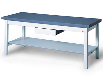 Hausmann Model 4524 Professional Treatment Table with Shelf