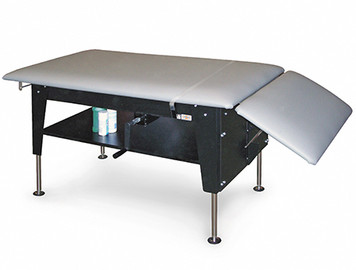 Hausmann Models 4702 & 4703 Changing/ Treatment Tables: Electric Hi-Low or Crank Hydraulic