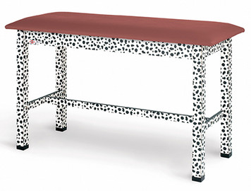 Hausmann Model 4904 Dalmation Treatment Table
