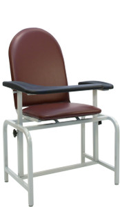 Winco Model 2573 Padded Blood Drawing Chair
