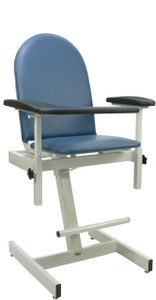Winco Model 2578 Designer Blood Drawing Chair