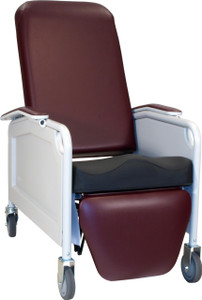 Winco Model 585S LifeCare Recliner/No Tray w/ Saddle Seat
