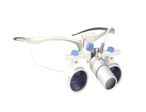 Zumax HL8300 Headlight with SLF Binocular Loupes