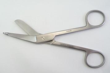 """Bandage Scissors, LISTER, 7"""""""
