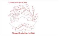 Flower Bowl e2e