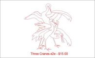 Three Cranes e2e