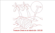 Treasure Chest on an Island e2e