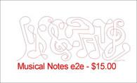 Musical Notes e2e