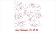 Baby Dinosaurs e2e