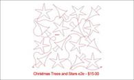 Christmas Trees and Stars e2e