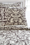 Pine Cone Hill Gianna Chocolate Full/Queen Duvet Cover