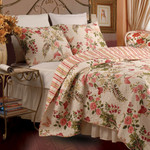 Greenland Home Butterflies Quilt Set