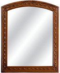 Laurel Crown Range Mirror