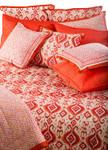Yala Devina Organic Cotton Block Print Quilt