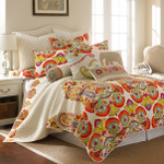 Levtex Windsong Quilt Set