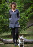 BambooDreams® Julie Jacket - Graphite