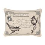 Levtex Histoire Postcard Pillow
