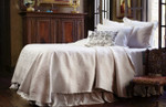 Lili Alessandra Battersea Quilted Bedspread - Ivory