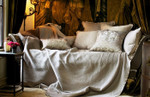 Lili Alessandra Battersea Quilted Bedspread - Taupe
