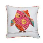 Levtex Zanzibar Owl Pillow
