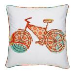 Levtex Zanzibar Bicycle Pillow