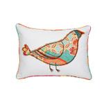 Levtex Zanzibar Bird Pillow