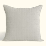 Dransfield and Ross House Eclipse Euro Sham - Ivory