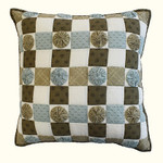 Nostalgia Home Kerry Square Decorative Pillow