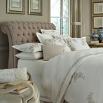Dransfield and Ross House Fiori Euro Sham