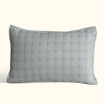 Dransfield and Ross House Eclipse Oblong Decorative Pillow - Ice