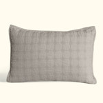 Dransfield and Ross House Eclipse Oblong Decorative Pillow - Pearl