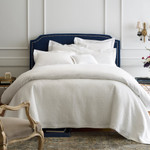 Peacock Alley Juliet Matelassé Coverlet - White