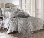 Levtex Casablanca Grey Quilt Set