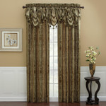 Croscill Morrison Window Panel - Olive